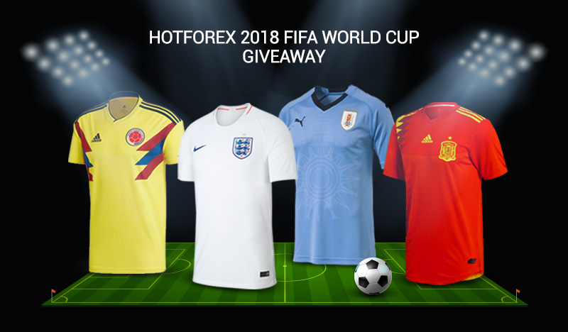 World Cup 2018 Giveaway