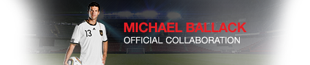 MICHAEL BALLACK - Official Collaboration