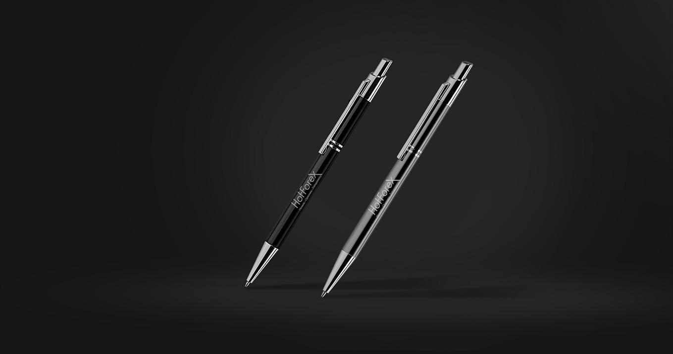 HotForex pen