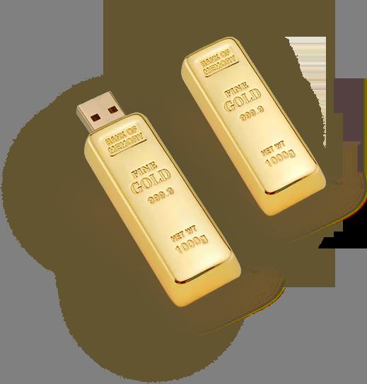 HotForex gold usb